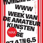 Week van de Amateurkunsten 2012