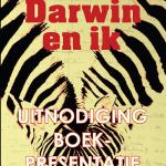 Darwin en ik Boekpresentatie